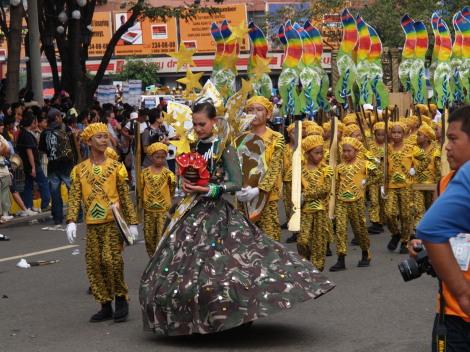 黄色のパレード1