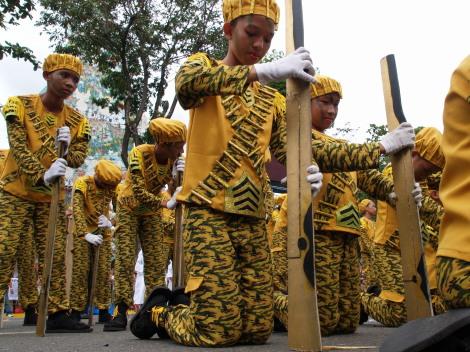 黄色のパレード4