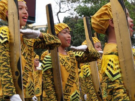 黄色のパレード5