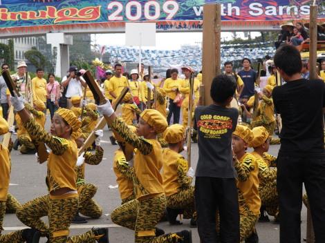 黄色のパレード7