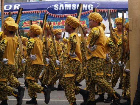 黄色のパレード8