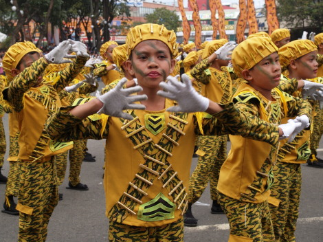 黄色のパレード9