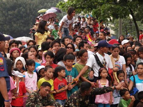 フィリピン・セブ島・シヌログ祭り