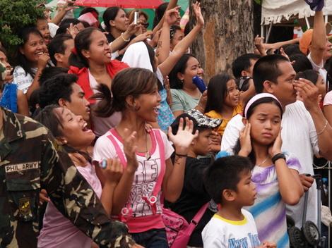 フィリピンの有名人