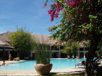 マクタン島のビーチリゾート「マリバゴ・ブルーウォーター・ビーチ・リゾート」