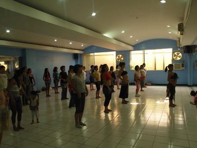 セブ市アビリアナのダンス教室