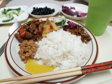 フィリピン留学・格安英語学校BPの食事