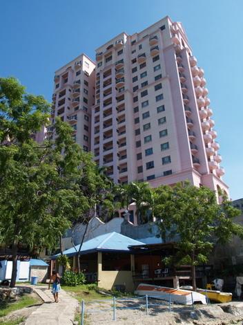 マクタン島・ヒルトンホテル