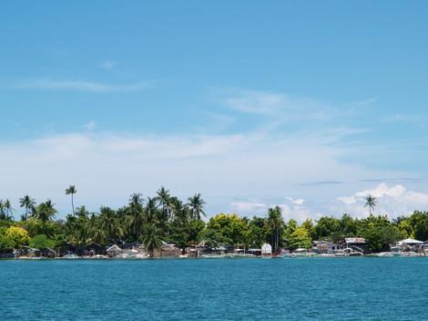 ヒルトガン島(GILUTUNGAN MARINE SANCTUARY)