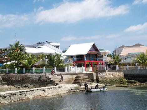 セブ医科大学付属の英語学校CDU ESLに留学中の生徒さん達とセブ市・マクタン島を1日観光!