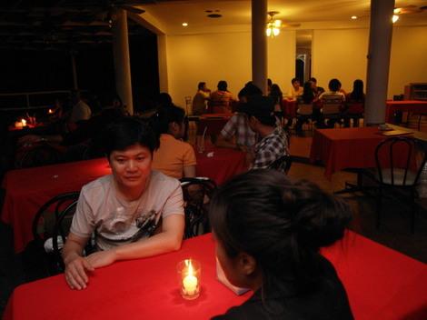 フィリピン・セブ・夜景の綺麗なレストラン&バー【MR.A(ミスターA)】