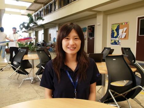 英語学校CELIの日本人スタッフ