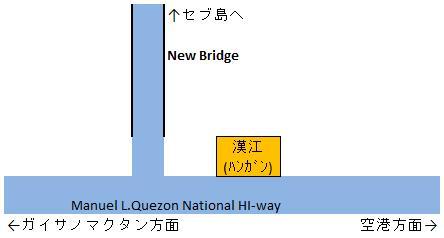 漢江(ハンガン Han Gang) 地図